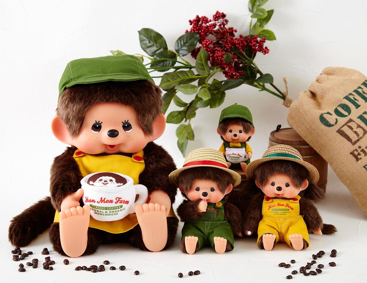 Mon Mon Farm Coffee Monchhichi モンモンファーム コーヒーモンチッチ イメージ写真