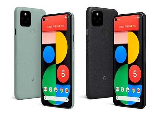 Google Pixel 5 GTT9Q