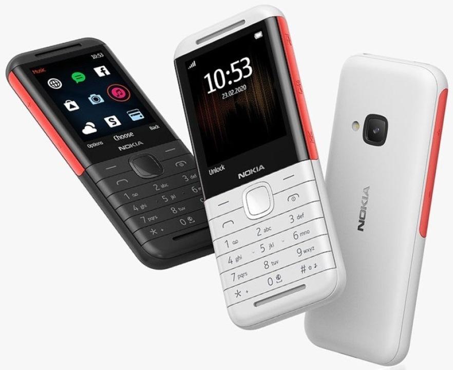 Nokia 5310(2020)Dual Sim UKモデル