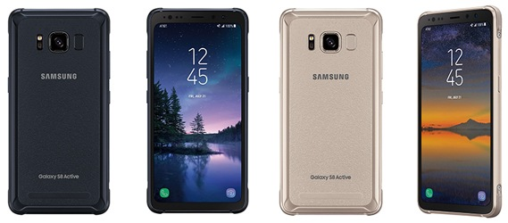 Samsung Galaxy S8 Active Color