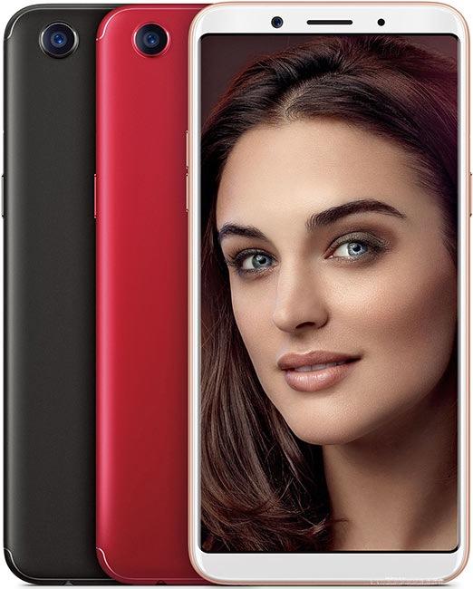 Oppo R11 Plus カラー