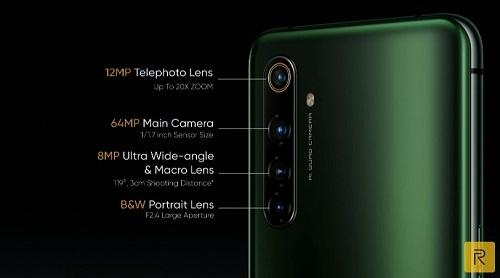 Realme X50 pro 5G日本販売