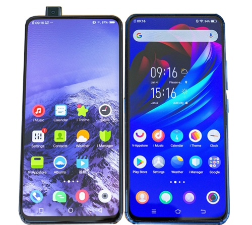 Vivo NEX Dual Displayの購入