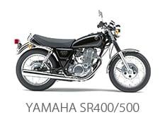 YAMAHA SR400/500