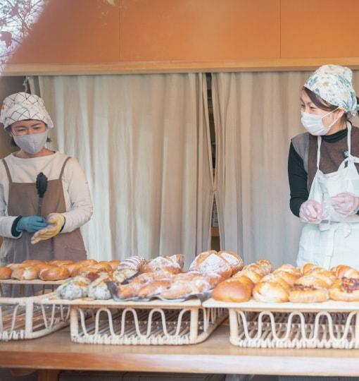 パン・菓子工房 oui