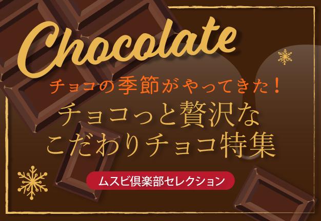 話題のローチョコやオーガニックチョコなどヴィーガンも必見!チョコレートの季節がやってきた!