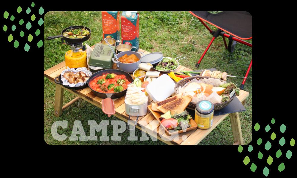 キャンプお役立ち食材11選