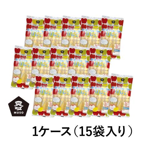 果実でちゅーちゅー・りんご ケース売り