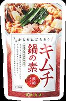 冨貴食研 鍋の素シリーズ
