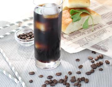 ムソーオーガニックアイスコーヒー