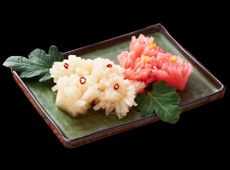 おせち料理 菊花かぶ