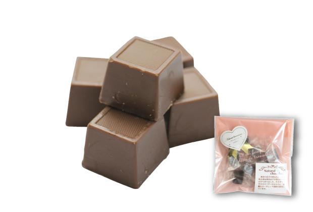ナチュラルチョコレート・ミルク