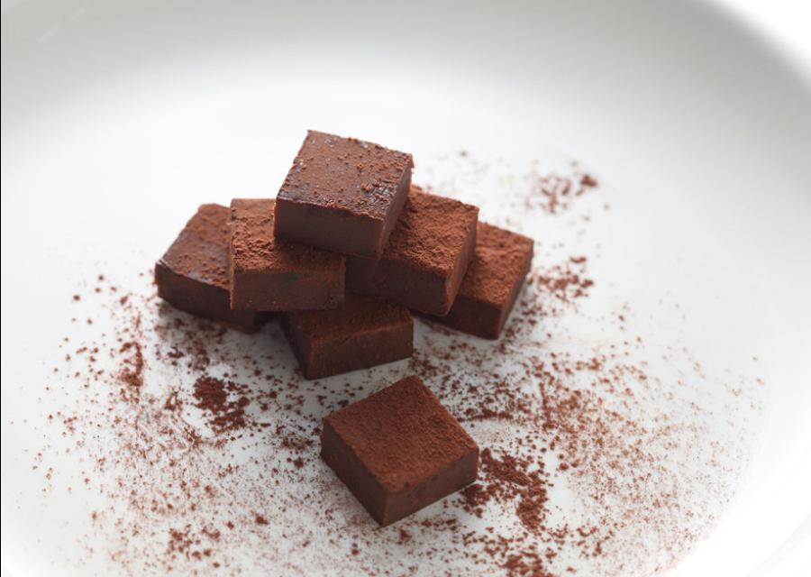 むそう商事 生チョコレート(ブランデー)
