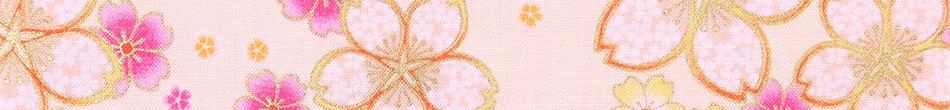 ご祝儀袋 結姫 musubime 白梅(コットン)桜山白橙