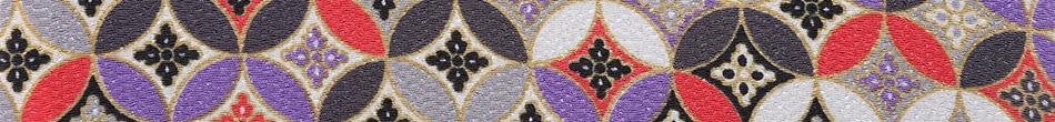 ご祝儀袋 結姫 musubime 青竹(ポリエステル)手毬紫白