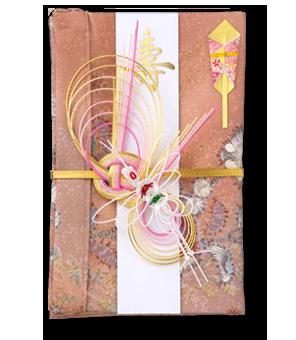 ご祝儀袋 結姫 赤松(シルク)祝金祭