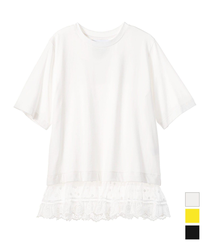 クローバーレースTシャツ