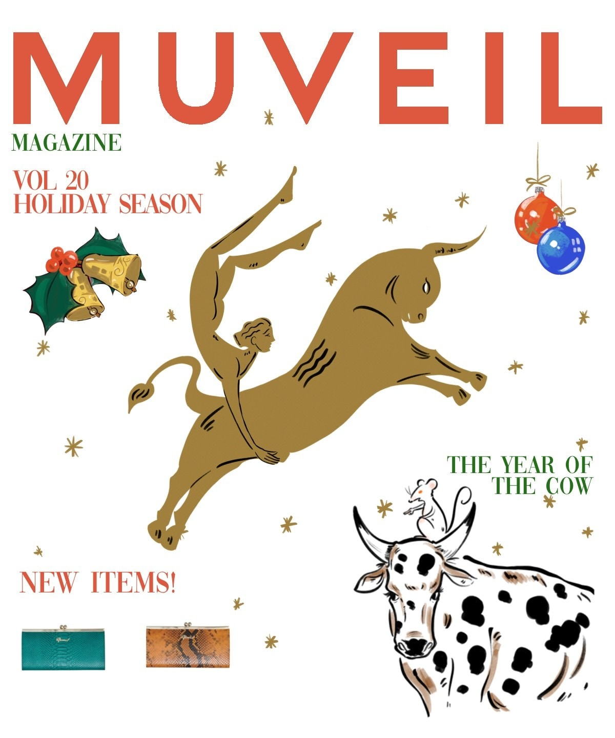 MUVEIL MAGAZINE vol.20