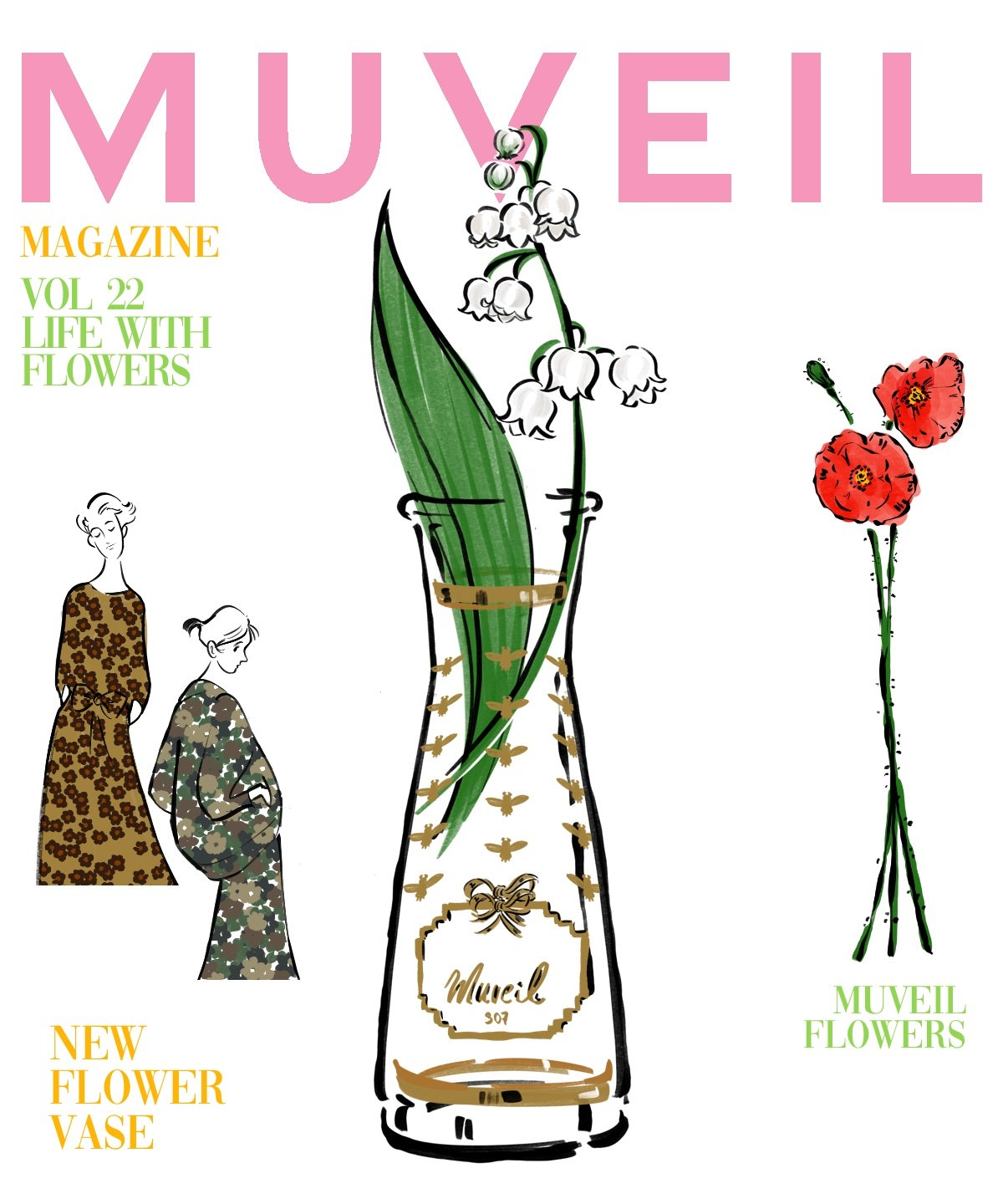 MUVEIL MAGAZINE vol.22