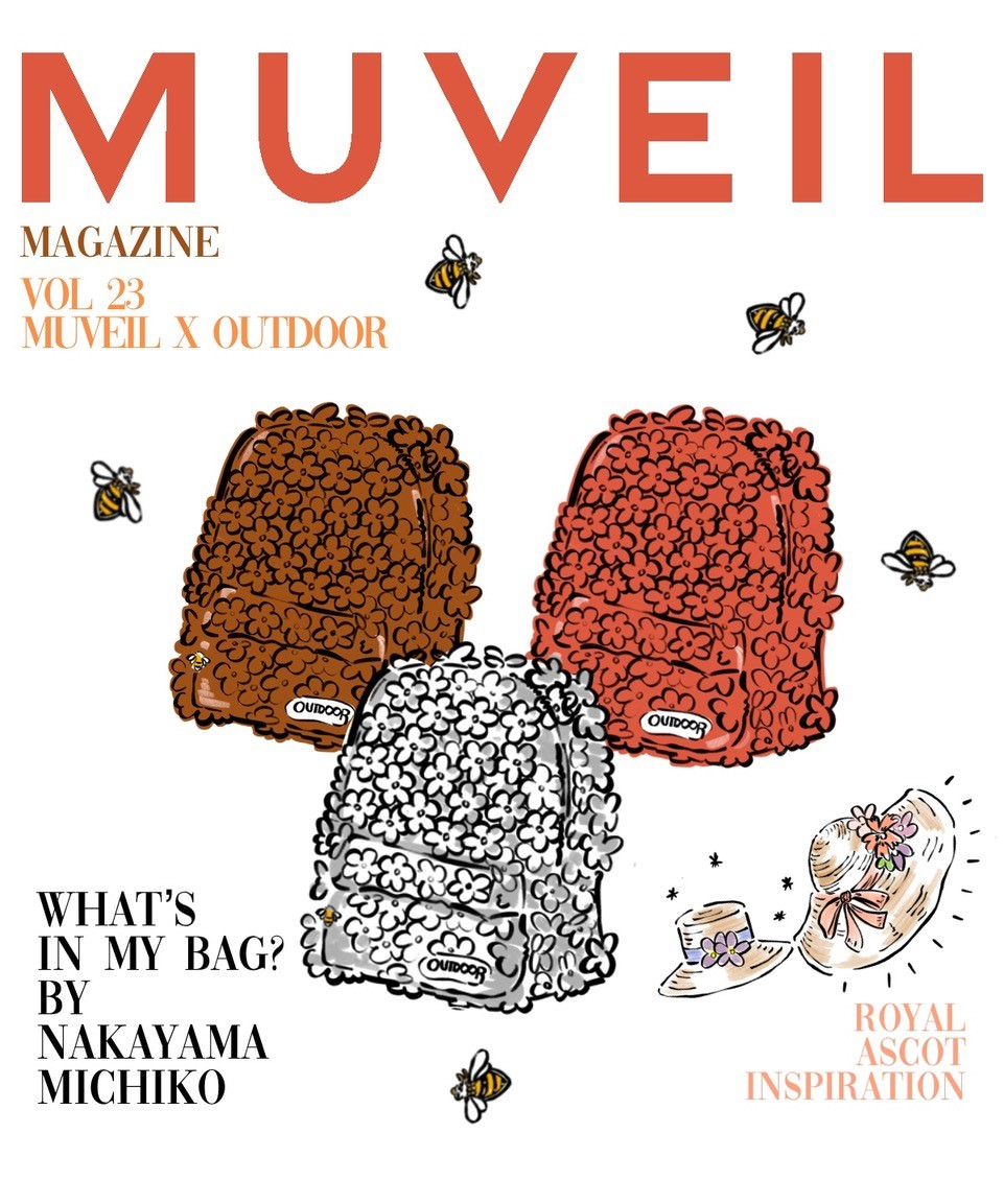MUVEIL MAGAZINE vol.23