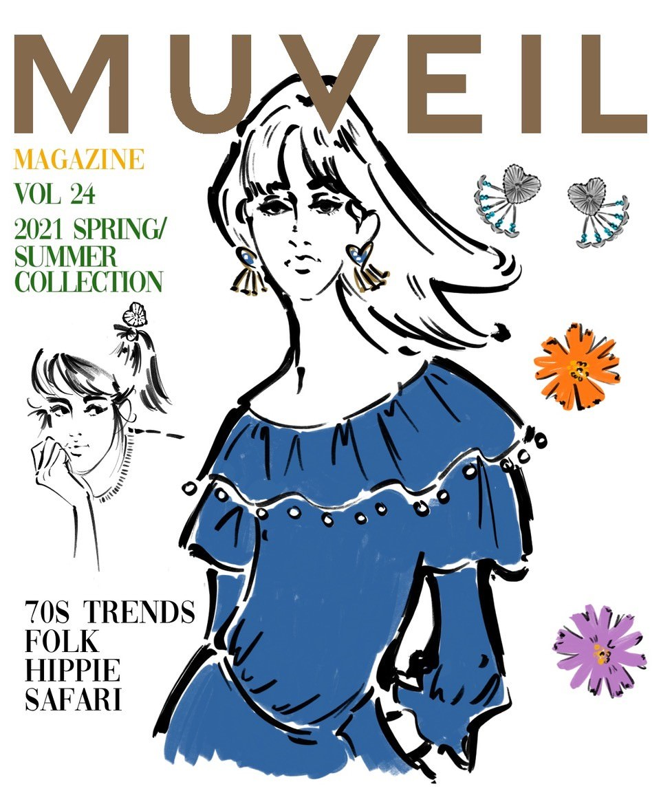 MUVEIL MAGAZINE vol.24