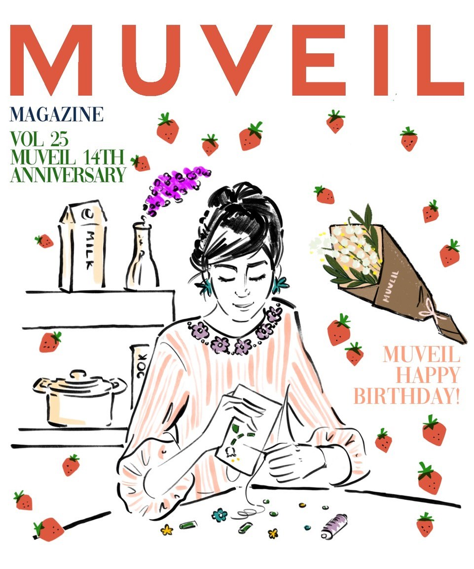 MUVEIL MAGAZINE vol.25