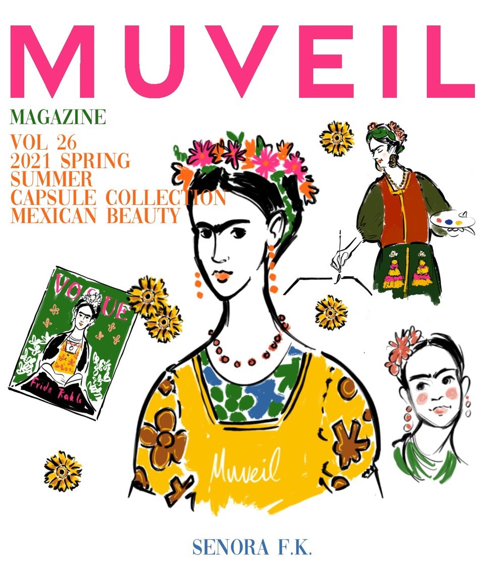 MUVEIL MAGAZINE vol.26
