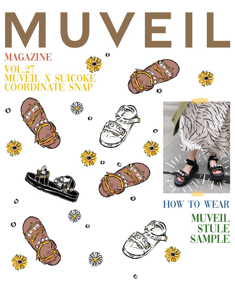 MUVEIL MAGAZINE vol.27