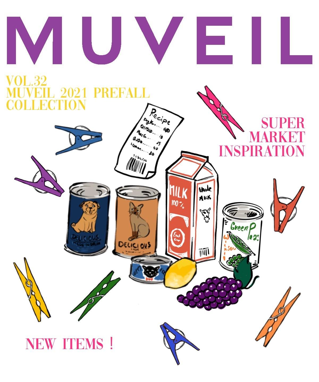 MUVEIL MAGAZINE vol.32