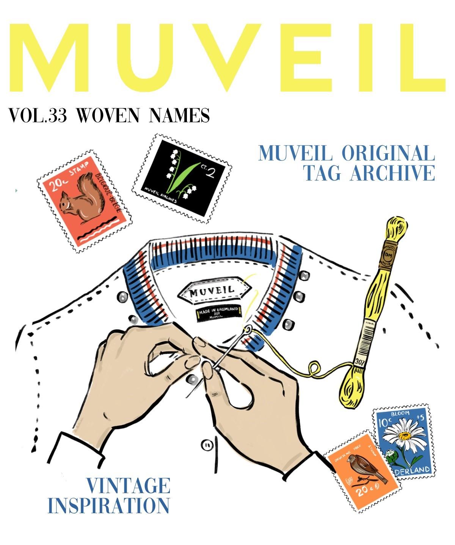 MUVEIL MAGAZINE vol.33