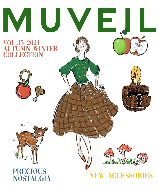 MUVEIL MAGAZINE vol.35