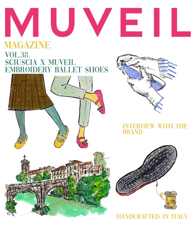 MUVEIL MAGAZINE vol.38