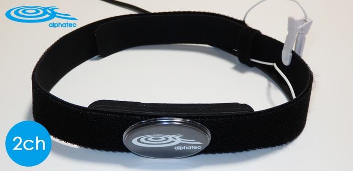 脳波測定器アルファテック専用センサー