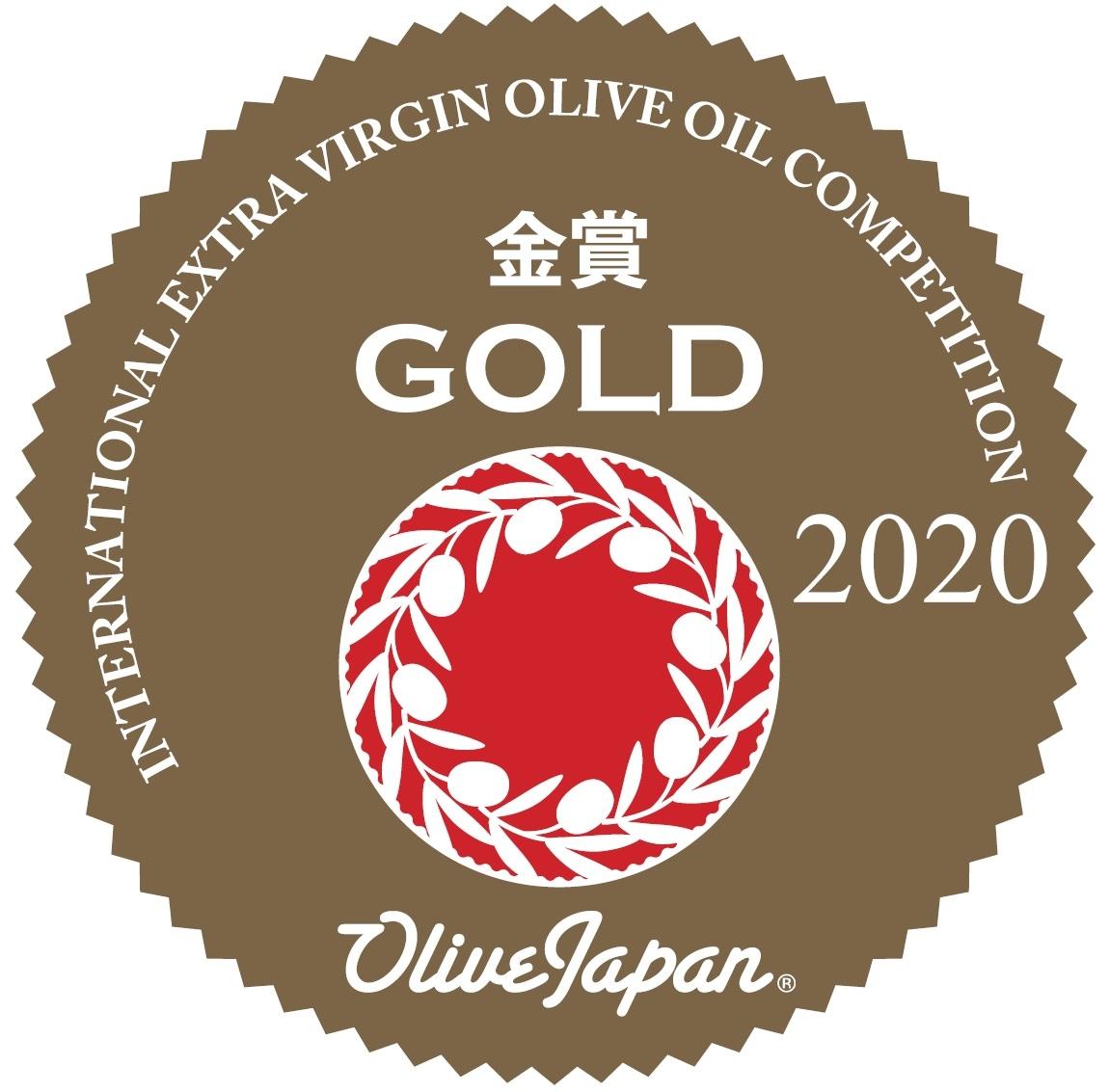 オリーブジャパン2020金賞