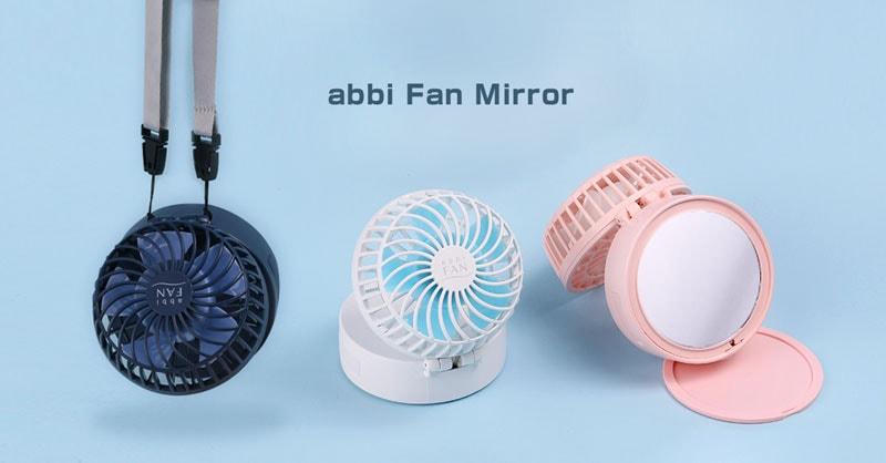 abbi Fan Mirror