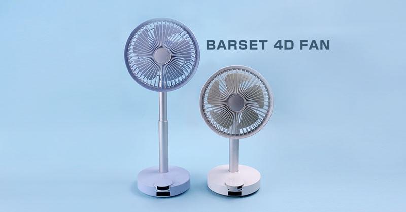 BARSET 4D FAN