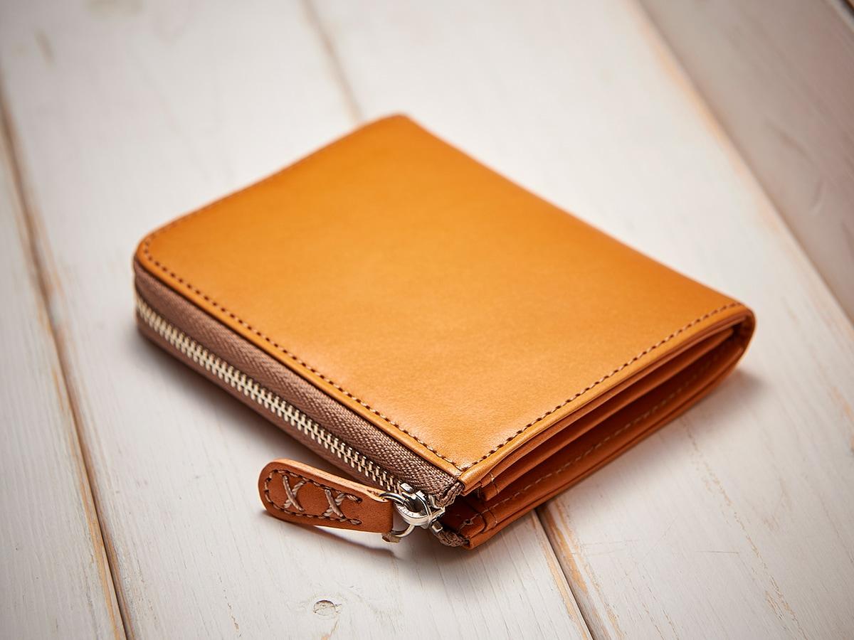 財布の紹介写真