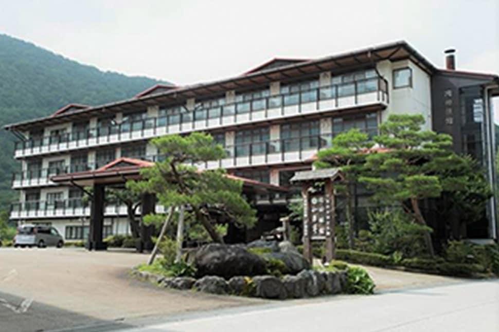 岡田旅館 外観