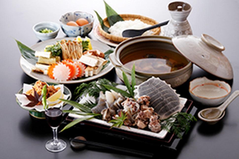 岡田旅館 すっぽん料理