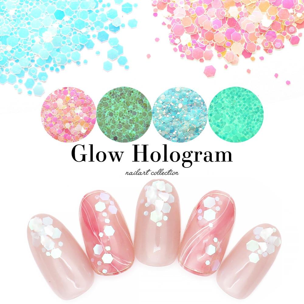 蓄光ホログラム