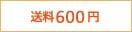 送料600円