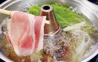 九州産豚ロースしゃぶしゃぶ用