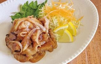 九州産豚ロース生姜焼き用