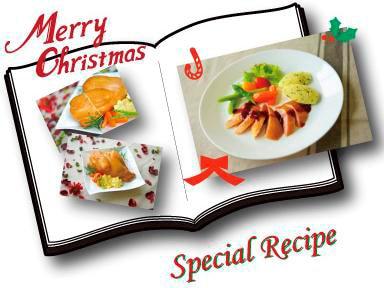 Merry Christmas Special Recipe
