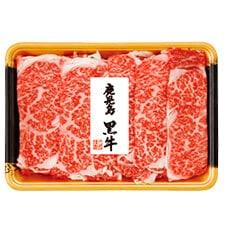 鹿児島黒牛ロースすき焼き