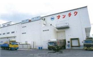 ナンチクの工場