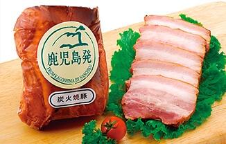 豚バラ炭火焼き 300g