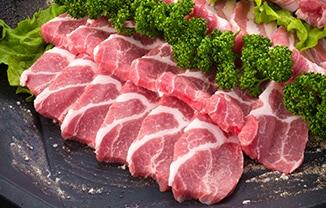 九州産豚肩ロース焼肉 500g