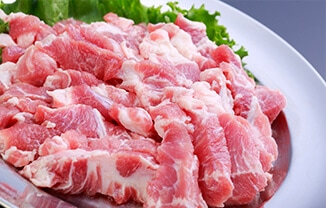 豚頭肉 200g