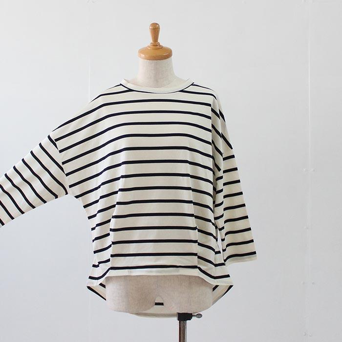 サイロプレミアムボーダーTシャツ